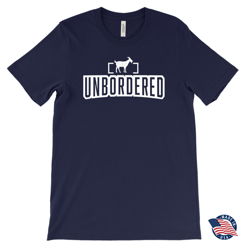 Unbordered GOAT T-Shirt - Unbordered Gear