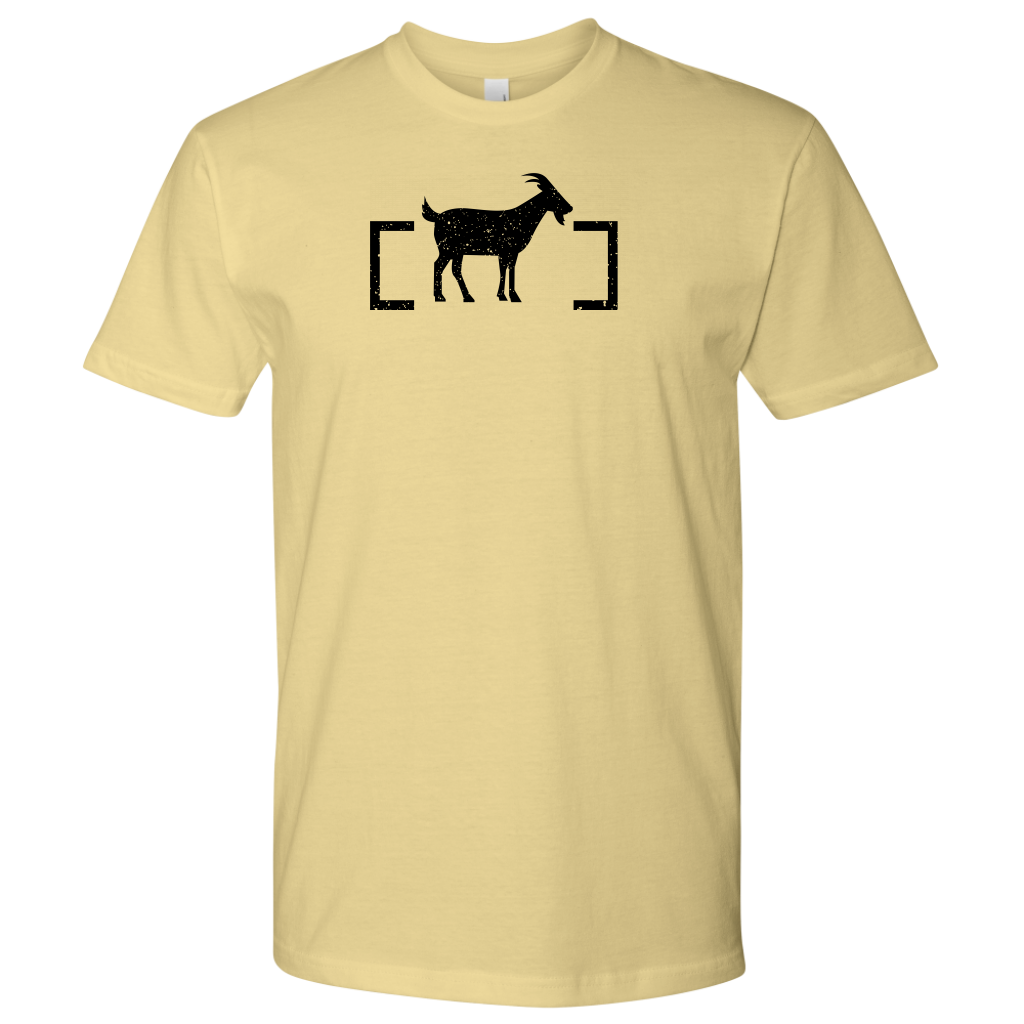 Unbordered GOAT (black print) - Unbordered Gear