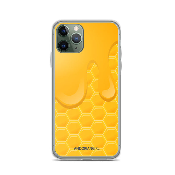 Honey Thoughts iPhone Case