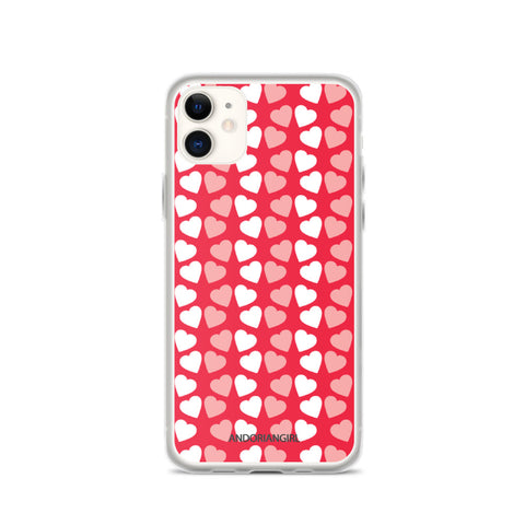Heart Attack iPhone Case