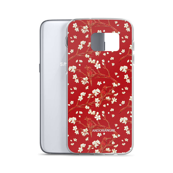 Woodpecks Samsung Case