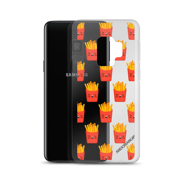 Fries Thoughts Samsung Case