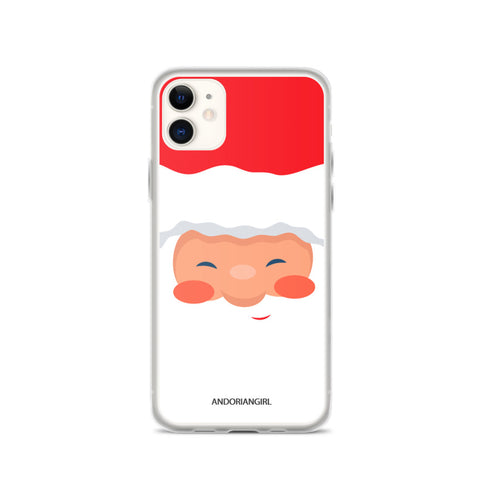 Mr. Claus iPhone Case