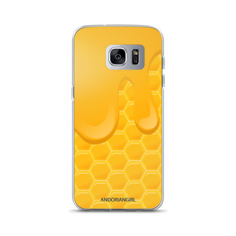 Honey Thoughts Samsung Case