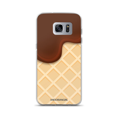 Ice Cream Thoughts Samsung Case