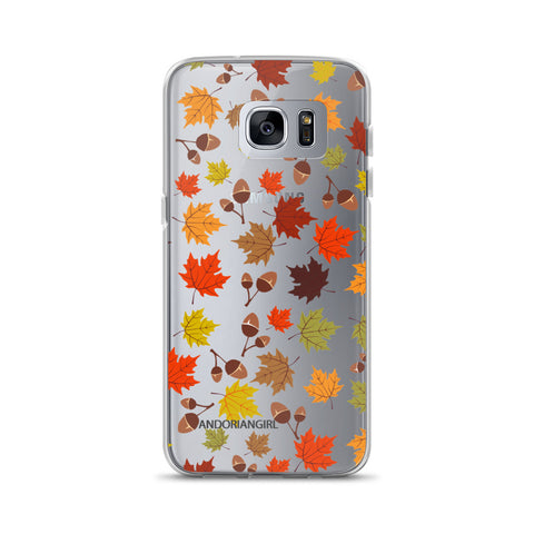 Falling For Acorn Samsung Case
