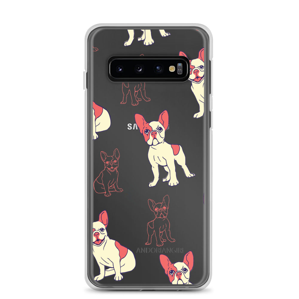 Wigglebottom Good Boi Samsung Case