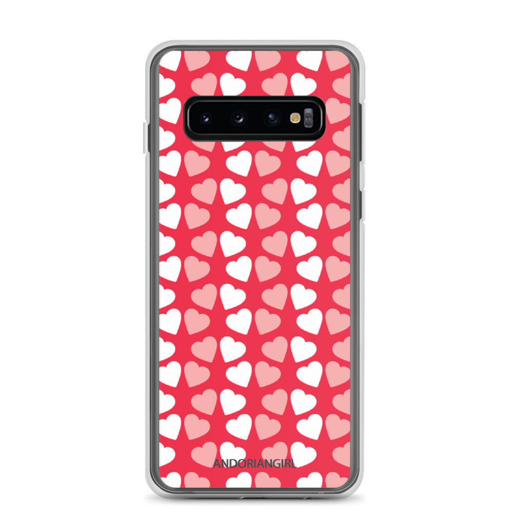 Heart Attack Samsung Case