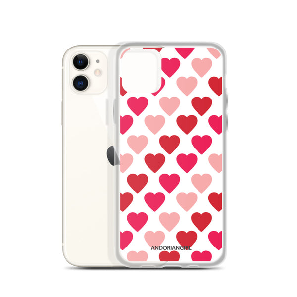 Elastic Heart iPhone Case