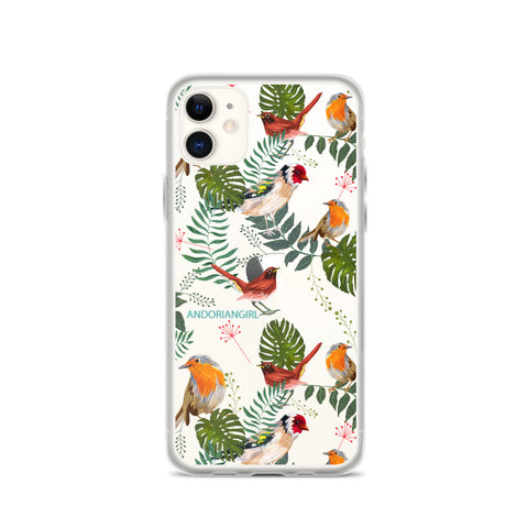 Birdies iPhone Case