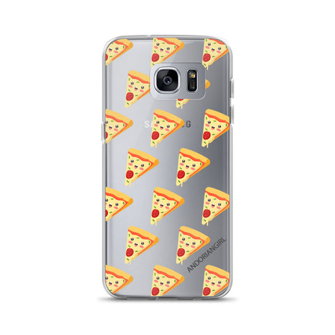 Pizza Thoughts Samsung Case