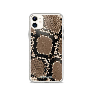 Wild Snake iPhone Case