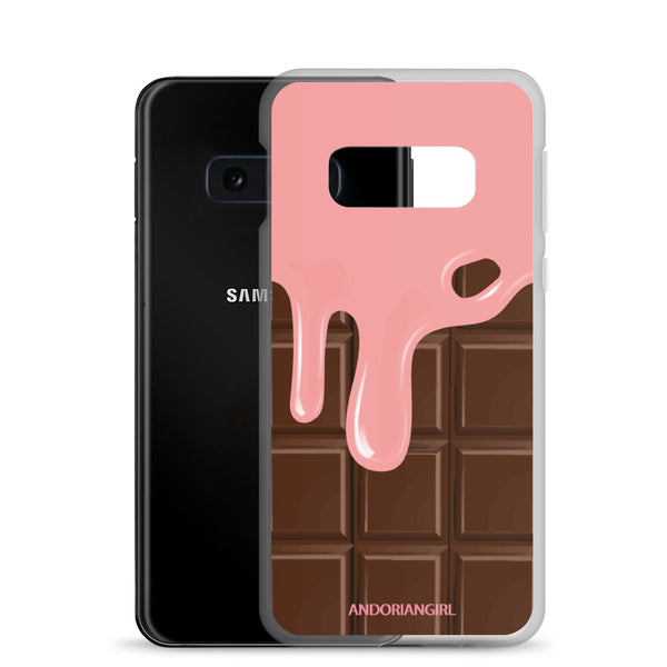Chocolate Thoughts Samsung Case