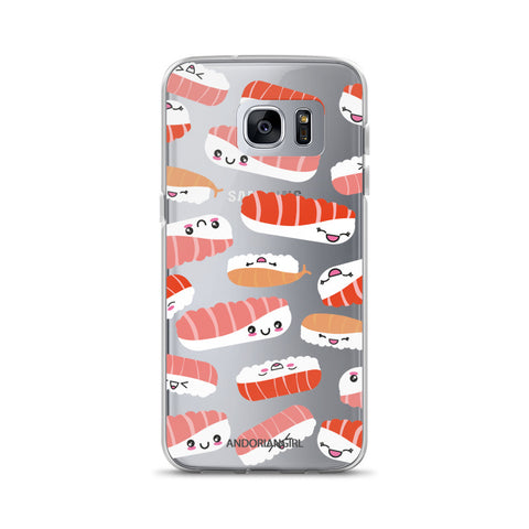 Sushi Thoughts Samsung Case