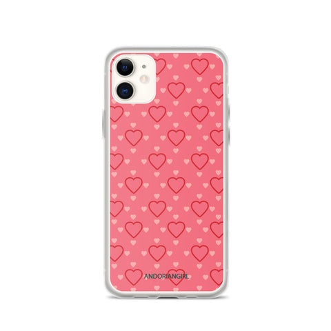Half a Heart iPhone Case