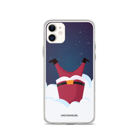 Mr. Noel iPhone Case