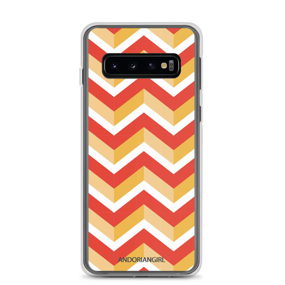 Line Me Up Samsung Case