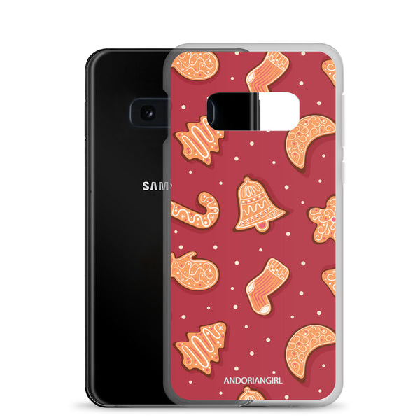 Christmas Cookies Samsung Case