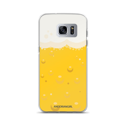 Beer Thoughts Samsung Case
