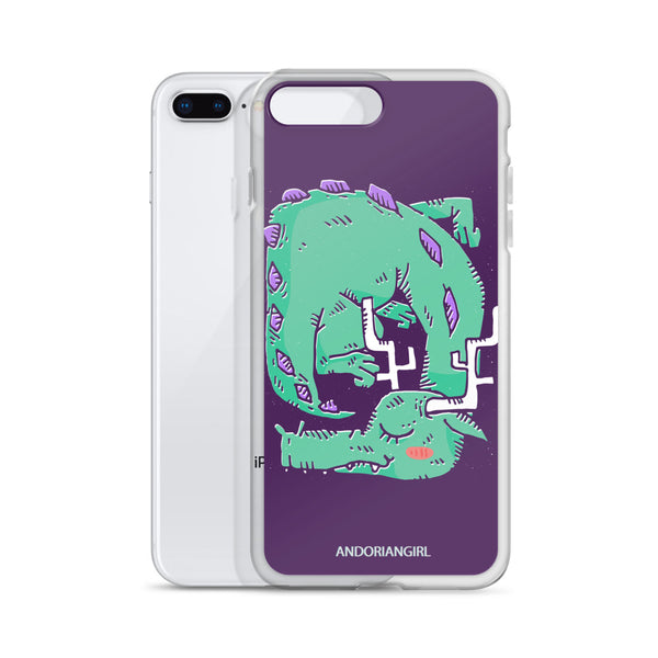 Dragon Dreams iPhone Case