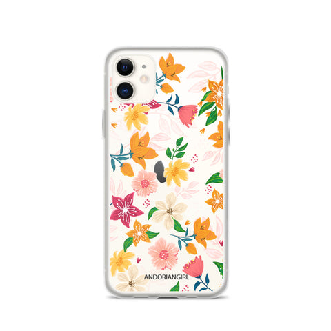 Lily Power iPhone Case