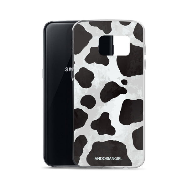 Wild Cow Samsung Case