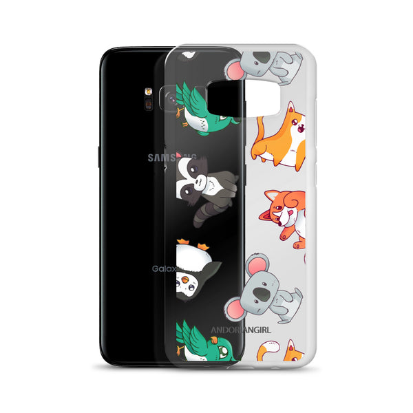 Floating Cuties Samsung Case