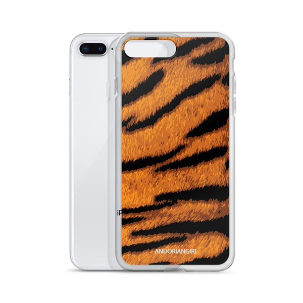 Wild Tiger iPhone Case