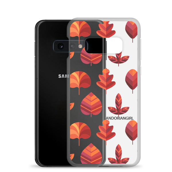 Falling For Leaves Samsung Case