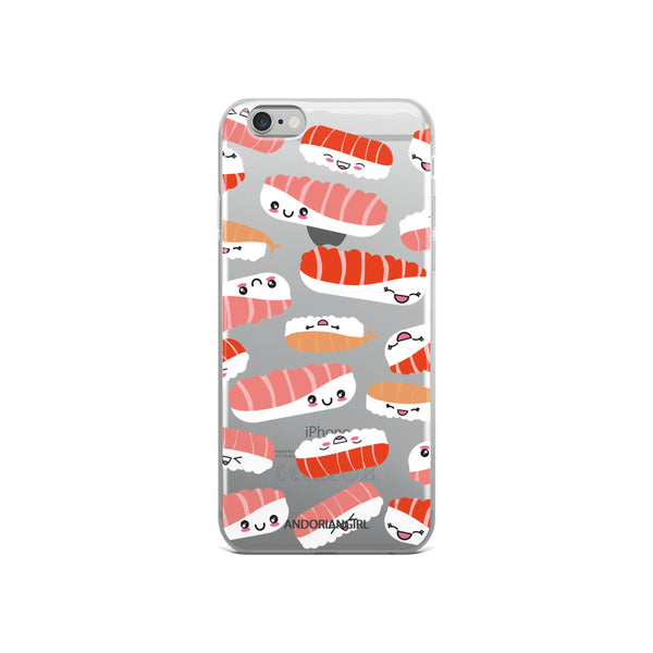 Sushi Thoughts iPhone Case