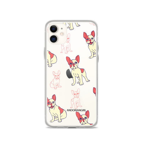 Wigglebottom Good Boi iPhone Case