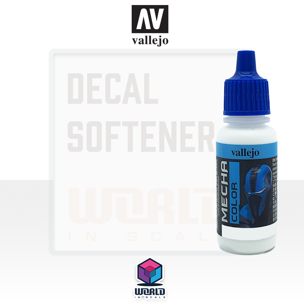 MECHA COLOR - Decal Softener ( Ablandador para calcas )