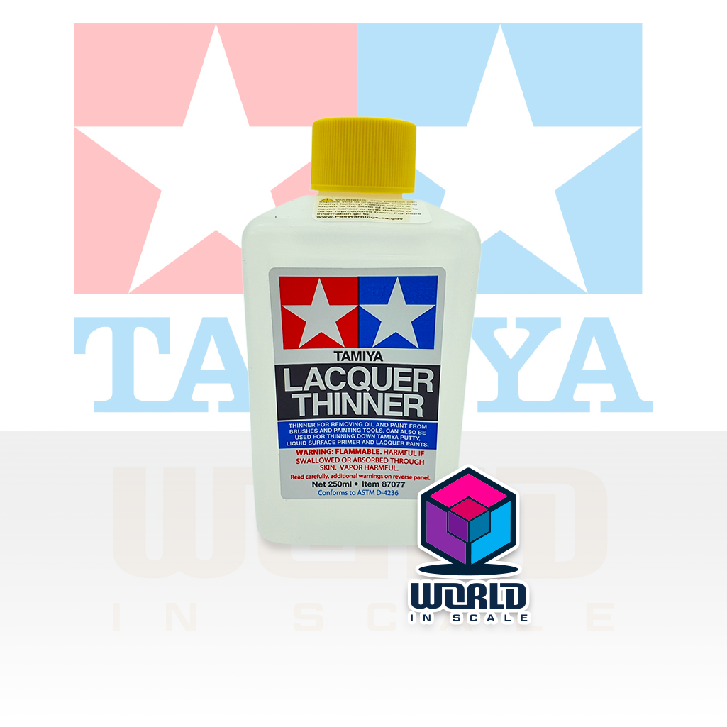 Tamiya Lacquer Thinner 250ml.