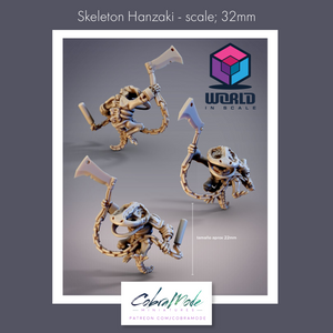 Cobramode Skeleton Hanzaki 32mm