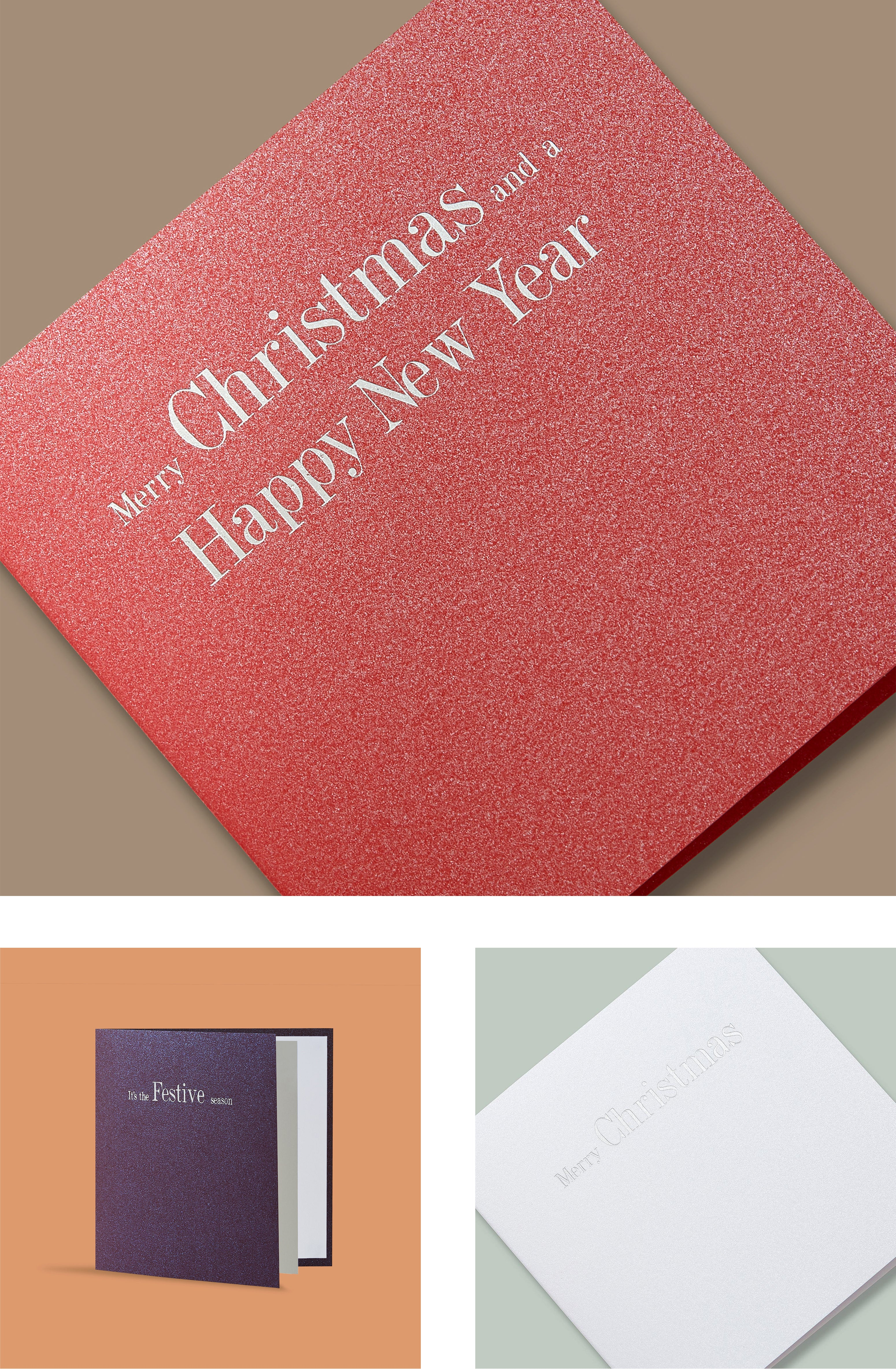 Luxury Christmas Cards Collection - Story of Elegance