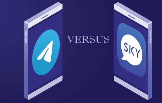 Private Messages App Comparison: Telegram vs. Sky ECC