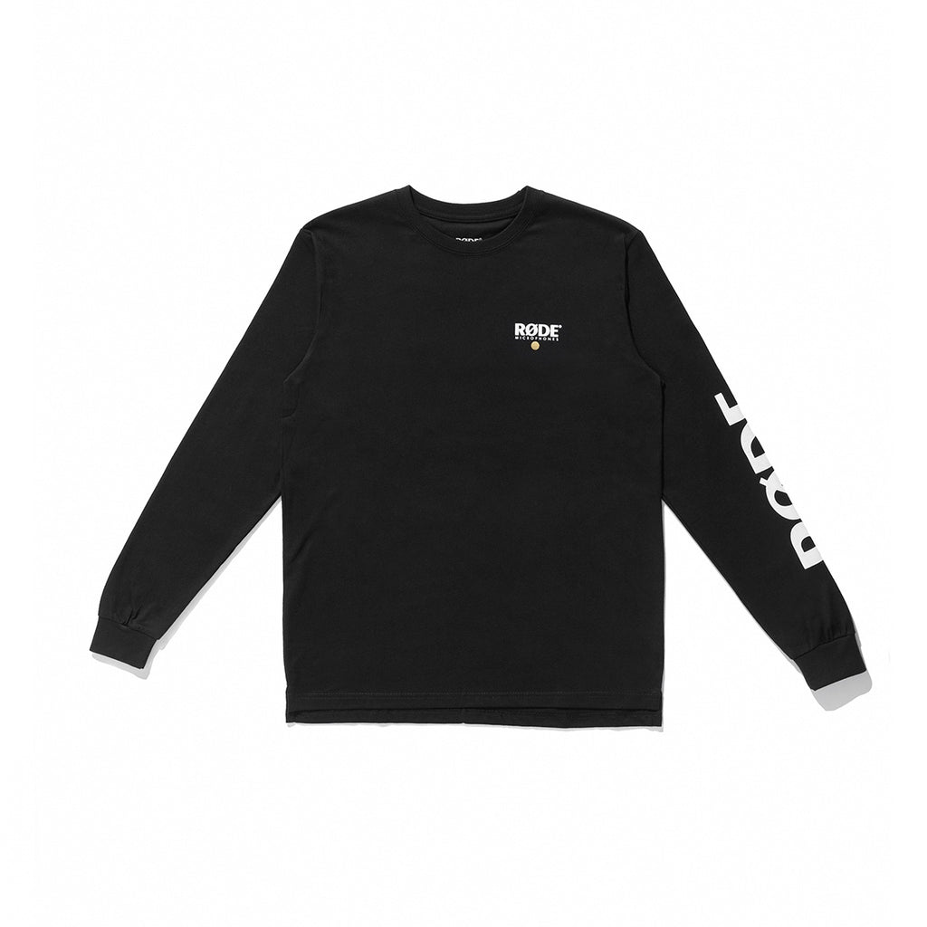 RØDE Long Sleeve Shirt - Black
