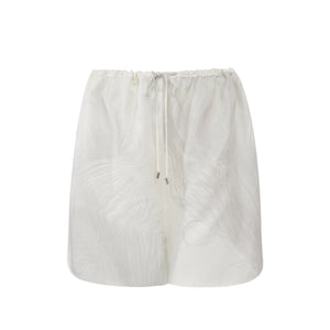 Silk Summer Short
