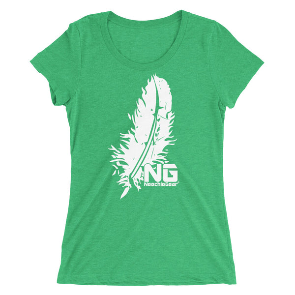 Big Feather Ladies' short sleeve t-shirt
