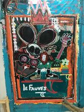Load image into Gallery viewer, Le Fauves by Junior