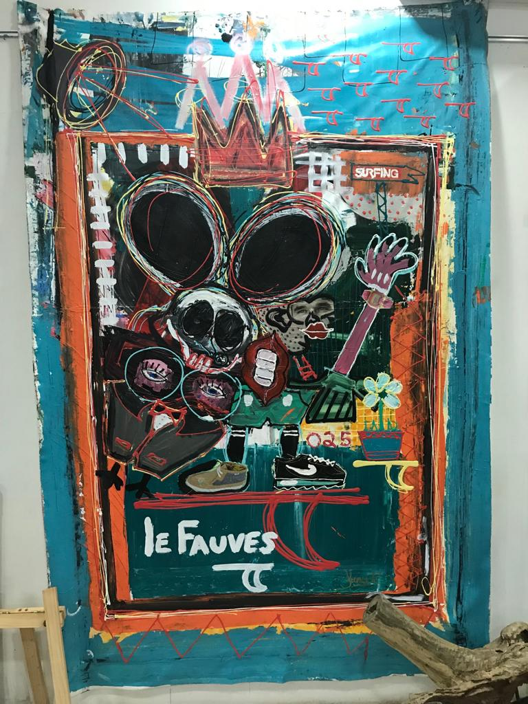 Le Fauves by Junior