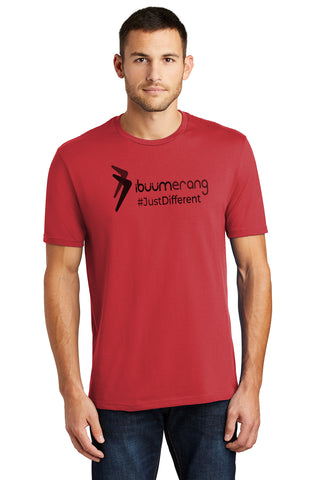 Red Full Logo Tee (Mens)