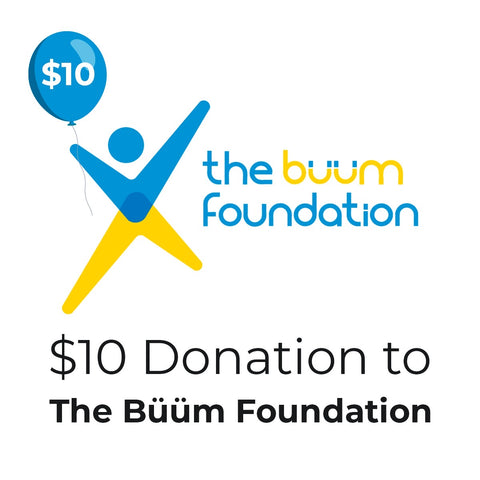 Buum Foundation Donation