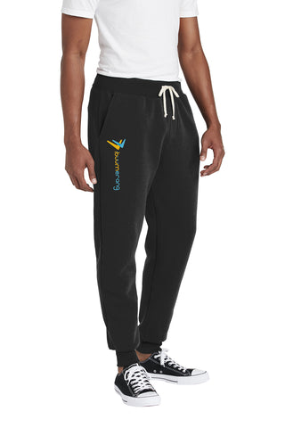 Fleece Jogger Pants (Black) ***Hoodie also available***