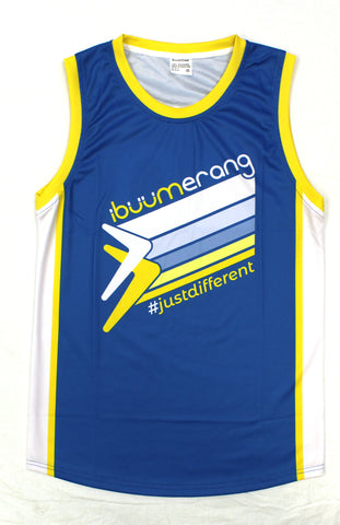 iBuumerang Special Addition Basket Ball Jersey