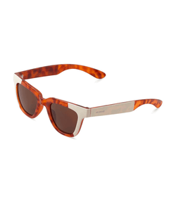 MR. BOHO LETRAS Cream/Leo Tortoise