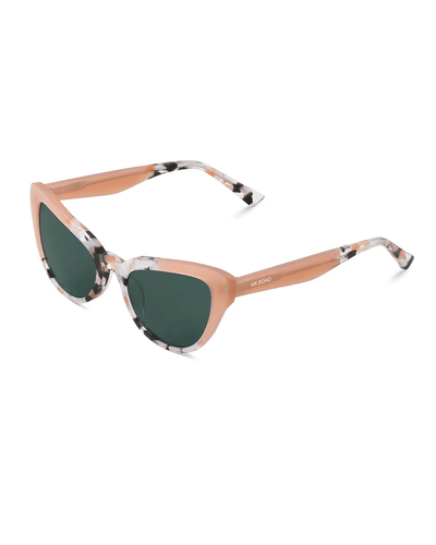 MR. BOHO VESTERBRO Powder/Bloom Tortoise