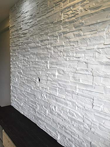 Faux Rust Tuscan 3D Brick Wall Panels (Sample, 40cm x 60cm,  )