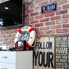 DryInsta Faux Brick Wall Panels for Room Decor - Dryinsta