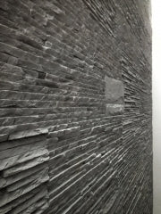 Faux Brick Wall Panels in Faux Stone Design - Dryinsta